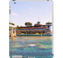 Finding Nemo Submarine Voyage iPad Case/Skin