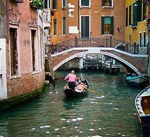 Romantic Journey - Venice by cbjphoto