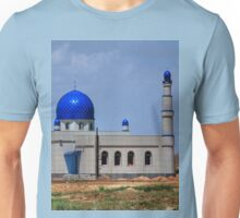 an awe-inspiring Kyrgyzstan landscape Unisex T-Shirt