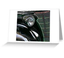 oldtimer Greeting Card