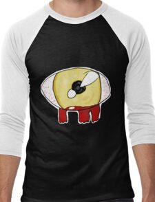 Bloody Eye Men's Baseball ¾ T-Shirt