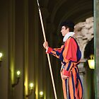 Swiss Guard by dawesy