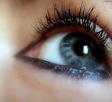 Blue eye by AleFletcher