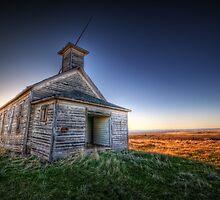 One Room Schoolhouse by van Kampen Photography