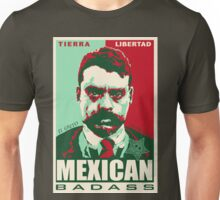 MEX BAD ZAPATA Unisex T-Shirt