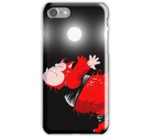 Beauty and the Beast, off Broadway iPhone Case/Skin