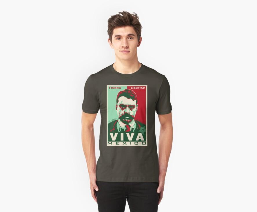 viva zapata  by Roger  Maldonado