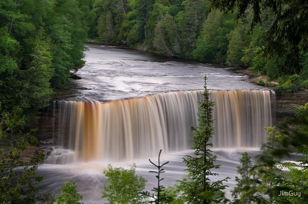 Upper Tahquamenon Falls #4  by JimGuy