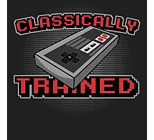 Classically Trained! Photographic Print