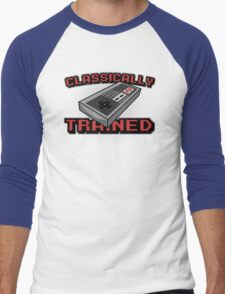 Classically Trained! Men's Baseball ¾ T-Shirt