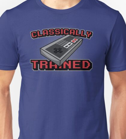 Classically Trained! Unisex T-Shirt