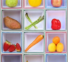 Food Board by Ellenor Clarke
