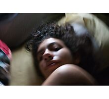 Sexuality - An Everyday Woman Photographic Print