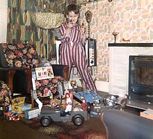 Christmas 1969 Toys 2 die 4! by ADzArt