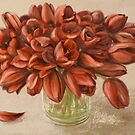 Tulips by Victoria  _Ts