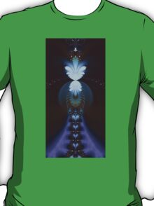 The Fractal Stairway to Paradise T-Shirt