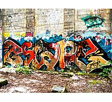 Graffiti Street Art #2 Photographic Print