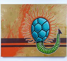 Life Form Extraordinaire I by Satta van Daal