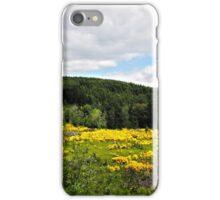 Vernonia Oregon Landscape iPhone Case/Skin