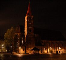 Church-from-Nuernberg-1 by trainmaniac