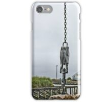 Gravitational Pulley iPhone Case/Skin