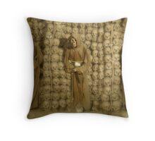 Capuchin Crypt - Rome, Italy Throw Pillow