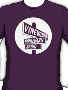 Vinewood Boulevard Radio T-Shirt