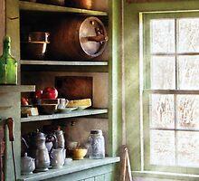 Chef - Kitchen Necessities by Mike  Savad