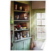 Chef - Kitchen Necessities Poster
