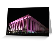 National Library Greeting Card