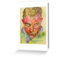 Portrait  Greeting Card