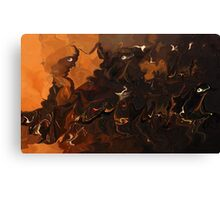 Music Of The Night- Abstract  Art & Products Design  Canvas Print