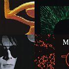 The Sisters Of Mercy Vinyl Lust Pop Art by PheromoneFiend