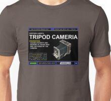 Dorthea Lange's Tripod Camera Unisex T-Shirt