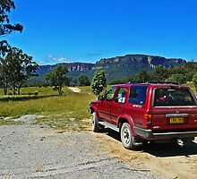 The Road To Newnes by Terry Everson