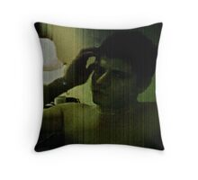 Night Watcher 17 Throw Pillow