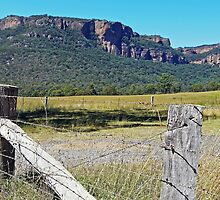 The Escarpment by Terry Everson