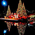 Reflection of Christmas by Walt Conklin