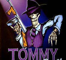 Tommy Bones by skullbrain