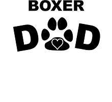 Boxer Dad by GiftIdea
