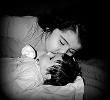 sisterly love by Angel Warda