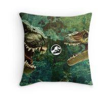 Jurassic World 2.0 Throw Pillow