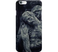 The Road to Golgotha iPhone Case/Skin