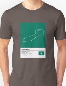 Guia Circuit - v2 Unisex T-Shirt