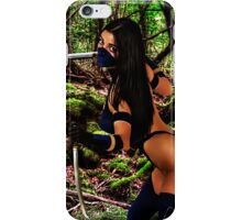 Girl Warrior Fine Art Print iPhone Case/Skin