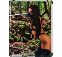 Girl Warrior Fine Art Print iPad Case/Skin