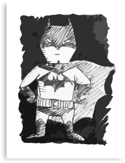Superhero stance by Gillian J.