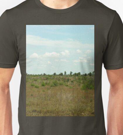 a stunning South Africa landscape Unisex T-Shirt