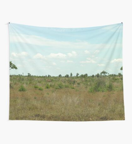 a stunning South Africa landscape Wall Tapestry