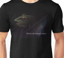 Cowboy Bebop:Stairway to heaven Unisex T-Shirt